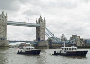 We will run an extra Harbour Service Launch in central London