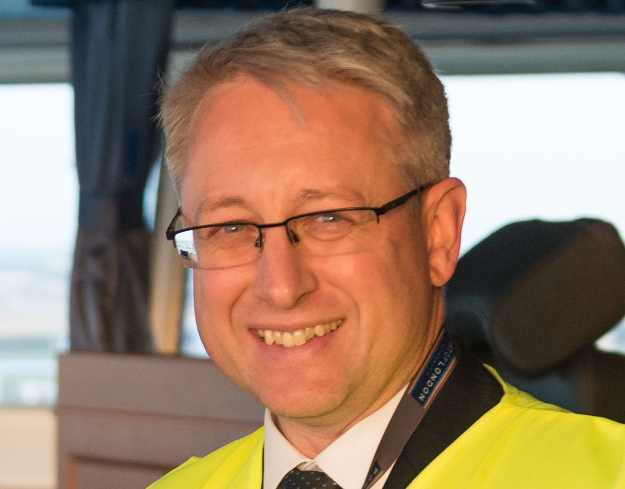 Alistair gale - PLA Head of Corporate Affairs