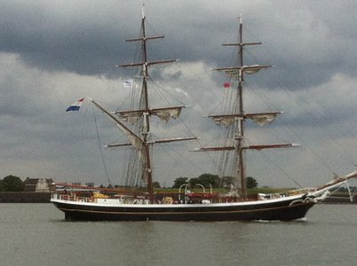 Sail Greenwich vessel Morgenstar