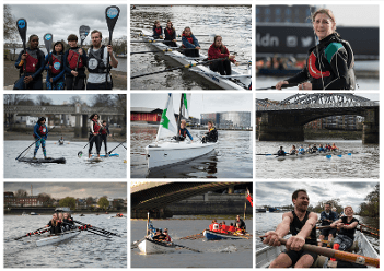New Drive to Double Sporting Numbers on the Thames