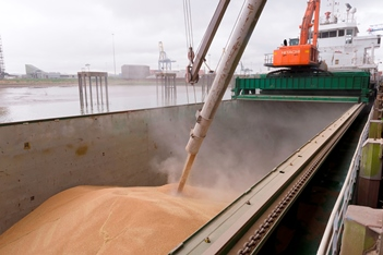 Port of Tilbury expands grain terminal significant investment increases capacity