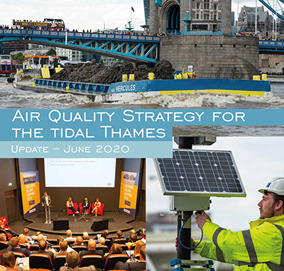 Updated Air Quality Strategy for the tidal Thames released