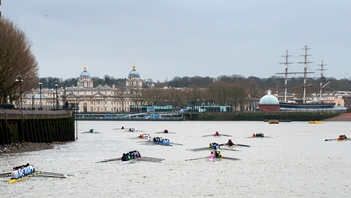 Kings College School takes home PLA Rowing Safety Award