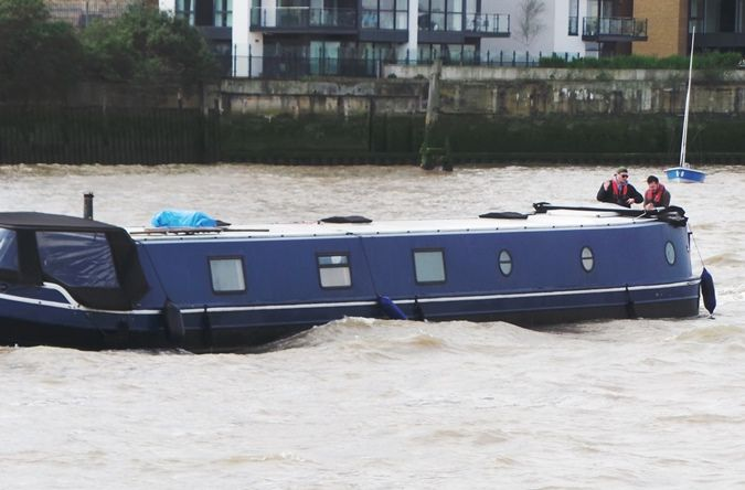 Top tips to prepare your Canal boat for the Thames
