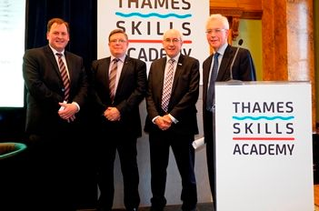 Thames marine training and skills to be stepped-up