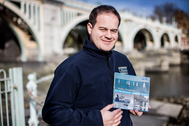 Latest Thames recreational users' guide is Christmas reading essential