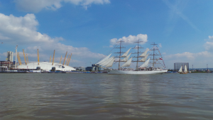 Three months to go: Tall Ships to sail into Royal Greenwich (13-16 April 2017)