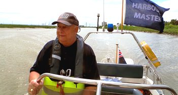 Half-Century Man Leaves Port Of London Authority