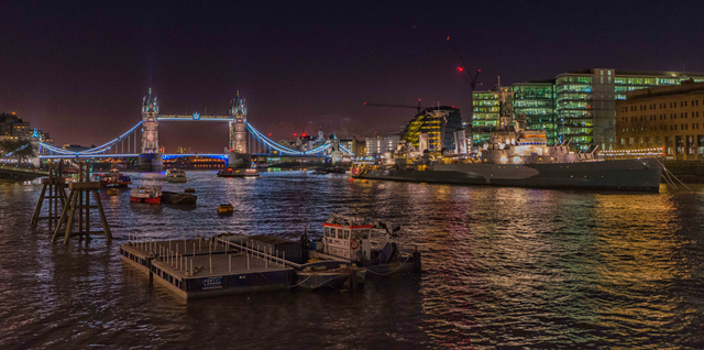 Success of London has planning professionals looking to the Thames