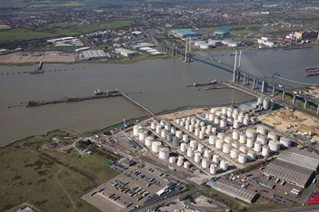 Navigator Terminals complete acquisition of Royal Vopak's UK storage assets