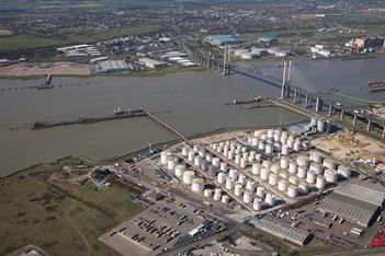 Navigator Terminals complete acquisition of Royal Vopak's UK storage assets