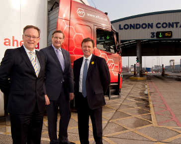 Major Refrigerated PortCentric Distribution Centre to open at Port of Tilbury