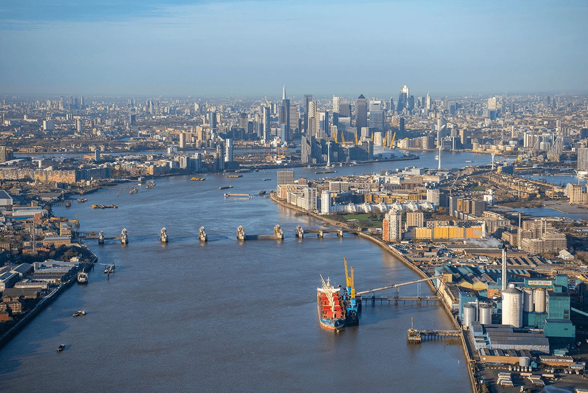 Future of the tidal Thames: Have your say