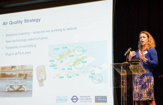 First Tidal Thames Environment & Heritage Conference attracts over 100 delegates