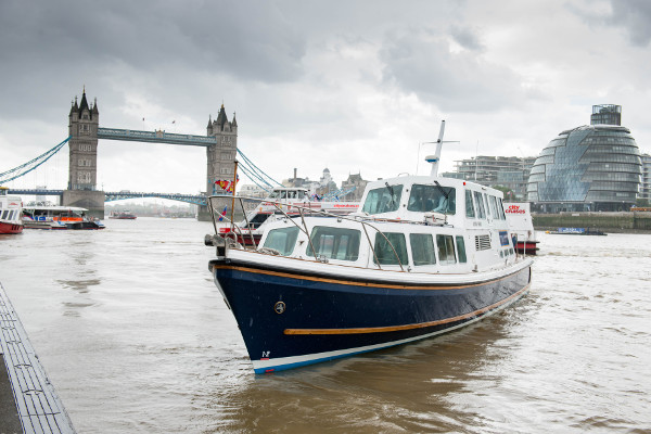 Royal Nore to Leave Thames for Royal Yacht Britannia Trust Collection
