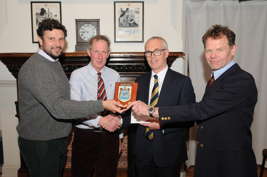 Thames Rowing Club scoops tenth annual Rowing Safety Award